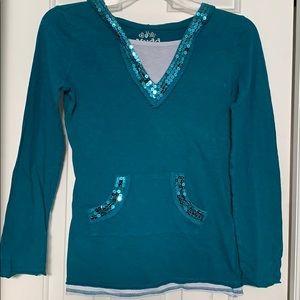 Girls' Mudd Long Sleeve Shirt